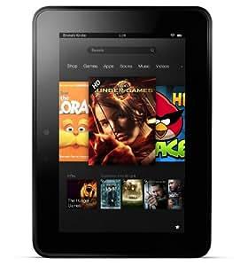 """Amazon Kindle Fire HD Fire HD 7"""" 16GB 16GB Black tablet - tablets (17.8 cm (7""""), 1280 x 800 pixels, 16 GB, 1.2 GHz, 395 g, Black)"""