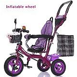 Trolley leggero della ruota della bolla, bici dei bambini, bicicletta, carrello del bambino della bambina, triciclo dei bambini ( stile : C )