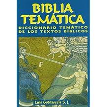 Biblia Tematica (Libros Varios)