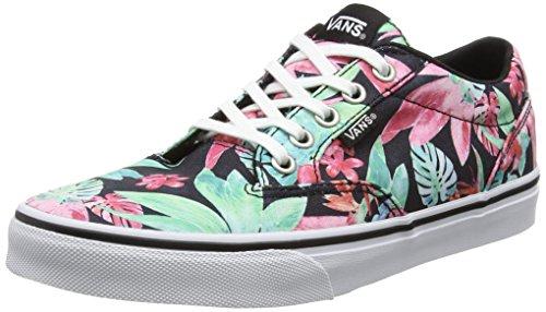 Vans-Winston-Zapatillas-Mujer-Multicolor-Tropical-FloralBlackWhite-36-EU