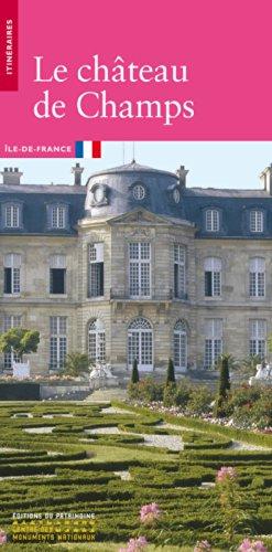 Le château de Champs par Marie-Hélène Didier