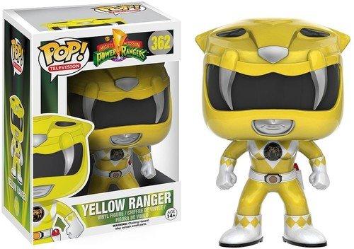 Funko Yellow Ranger Figura de Vinilo (10310)