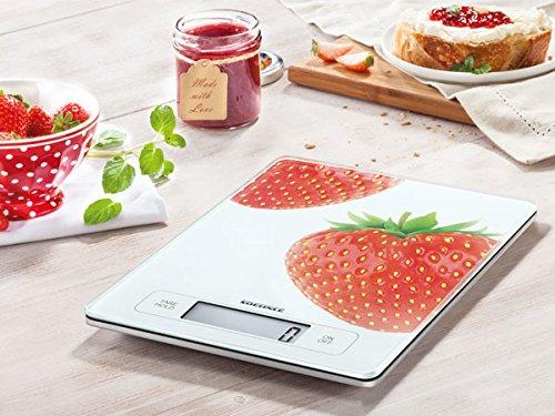 Soehnle 7206 b scula digital de cocina page profi fresh for Bascula cocina amazon