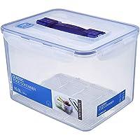 Lock & Lock HPL 886 Boîte spécifique 10 l avec poignée & plateau fraîcheur Etanche à 100% air et liquide