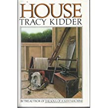 House by Tracy Kidder (1985-10-01)