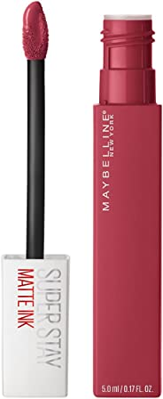 Maybelline New York Super Stay Matte Ink Liquid Lipstick, 80 Ruler, 5ml