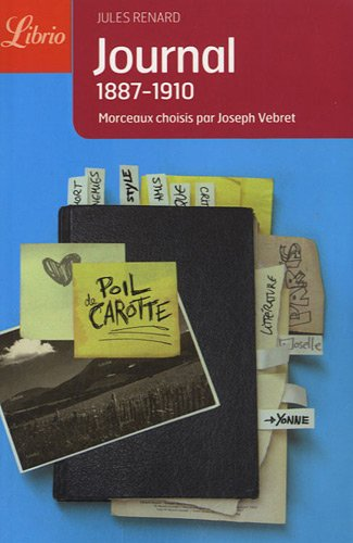 Jules Renard : Journal 1887-1910 par Joseph Vebret