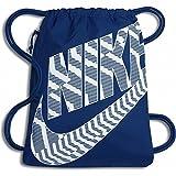 Nike Heritage Turnbeutel, Blue Jay/White, One Size