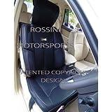 I–d'intégrer un Mitsubishi Outlander Phev, housses de siège auto, Ymdx Noir, Rossini Sports