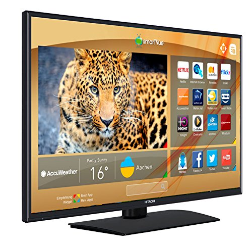 LED TV HITACHI 32 32HB4T41 / HD Ready/Smart TV/WiFi Ready/USB /.