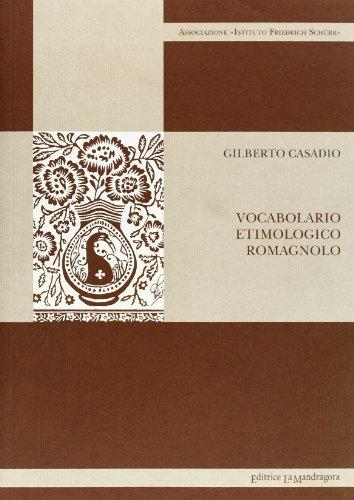 Vocabolario etimologico romagnolo