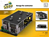 Garage Contractor (Instruction Only): MOC LEGO (English Edition)