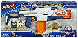 Hasbro A6572EU40 - Nerf N-Strike Elite Cam ECS-12