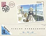 Violet Evergarden - Staffel 1/Vol. 1 - Limited Special Edition [Blu-ray]