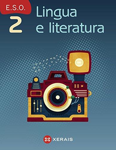 Lingua e literatura 2º ESO (2016) (Libros De Texto - Educación Secundaria Obrigatoria - Lingua) - 9788491210238 por Ana Iglesias Álvarez