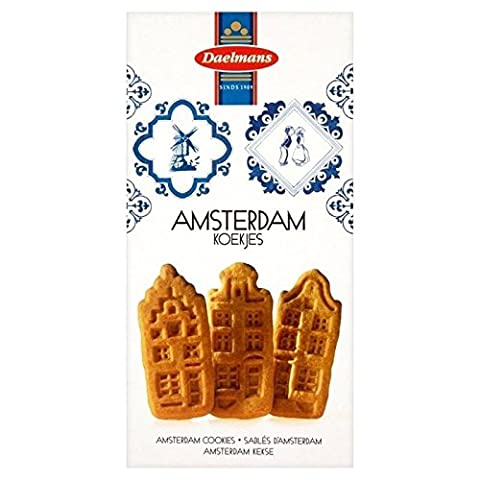 Amsterdam Daelmans Biscuits 16 Par Paquet