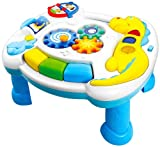 #10: Little's Musical Activity Table, Multi Color