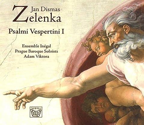 Psalmi Vespertini I [Import