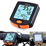 HitTime HOT Bike Cycling Bicycle Cycle Computer Odometer Speedometer Backlight
