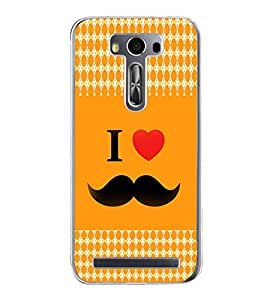 ifasho Designer Phone Back Case Cover Asus Zenfone Selfie ZD551KL ( Quotes on Mom Love Mother )