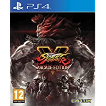 STREET FIGHTER ARCADE EDITION PS4 OYUN