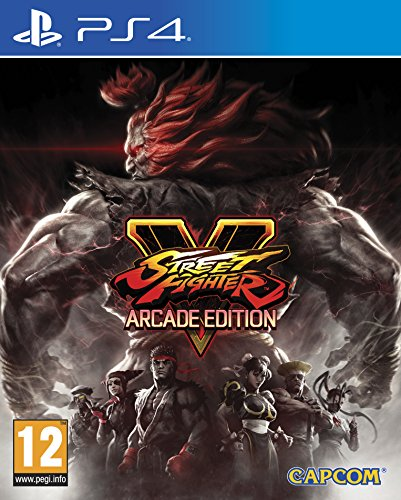 Street Fighter V Arcade Edition (PS4) Best Price and Cheapest