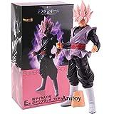 Ichiban Kuji Dragon Ball Súper Zamasu Super Saiyan Rose Goku Figura de Acción de PVC Modelo de Juguete de Colección Negro