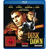 From Dusk Till Dawn - Uncut [Blu-ray]