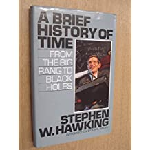 A Brief History of Time: From the Big Bang to Black Holes (G K Hall Large Print Book Series)