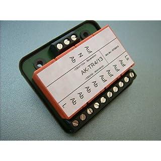 Trennrelais Rollladensteuerung für 4 Rollladen Art.: 230-7304-13