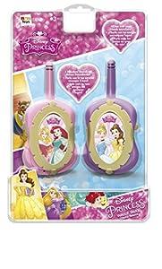 IMC-211254-Juego electrónico-Walkie Talkie Princesa-Disney, Color Rosa
