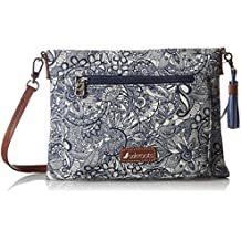 Sakroots womens Camden Small Crossbody