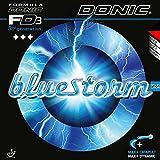 Donic BlueStorm Z2Tischtennis Gummi, schwarz