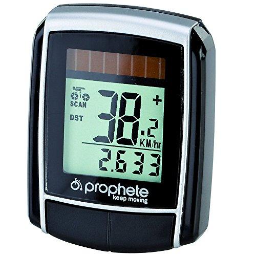 Prophete Solar Funk Fahrrad-Computer, 512