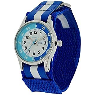 Reflex Unisex Child Analogue Classic Quartz Watch with Textile Strap REFK0001 (B00ZPKJE1Q) | Amazon Products