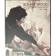 Ronie Wood print collection 1984-2003