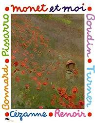 Monet et moi par Mila Boutan
