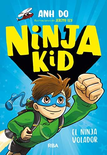 Ninja Kid #2. El ninja volador (PEQUES)