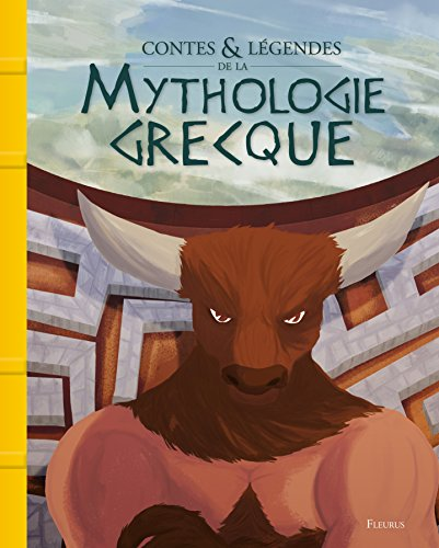 Contes et légendes de la mythologie grecque par Anne Lanoë