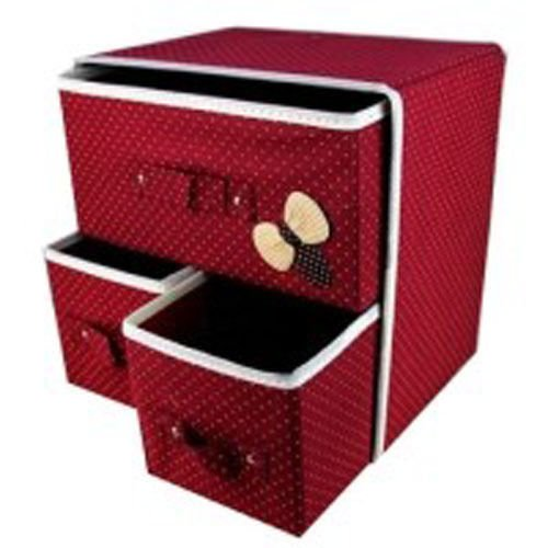 3 Drawer Storage Box Organizer (1piece)