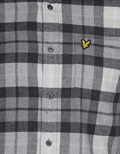 Williams Outright -  Camicia Casual  - Uomo Charcoal
