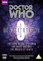 Doctor Who - Revisitations Box Set Volume 3: The Tomb of the Cybermen / Robots of Death [Import anglais]