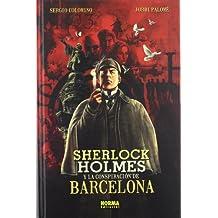 SHERLOCK HOLMES Y LA CONSPIRACION DE BCN (CÓMIC EUROPEO)