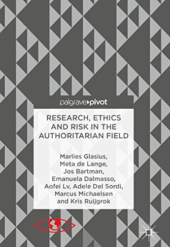 Research, Ethics and Risk in the Authoritarian Field (English Edition)