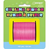 90m Magenta Pink Curling Ribbon
