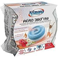 Ariasana Aero 360° Ricarica TAB Frutta per dispositivo Aero 360° kit, assorbi umidità in Tab profumata energizzante, elimina i cattivi odori, aromaterapia, 1 TAB x 450g