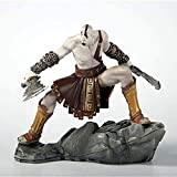 lkw-love Figura d animación God of War 3 Figura Ultime de Kratos Estatua 18CM
