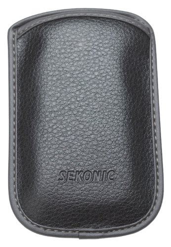 Sekonic Corporation 401-842 Ersatztasche für L-308BII, L-308S und L-308DC, Schwarz Sekonic Studio