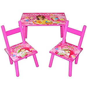 and 2 chairs set kids bedroom furniture pink baby