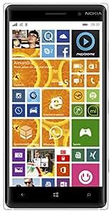 Nokia Lumia 830 Smartphone débloqué 5 pouces 16 Go Microsoft Windows Phone 8.1 orange (import Allemagne)